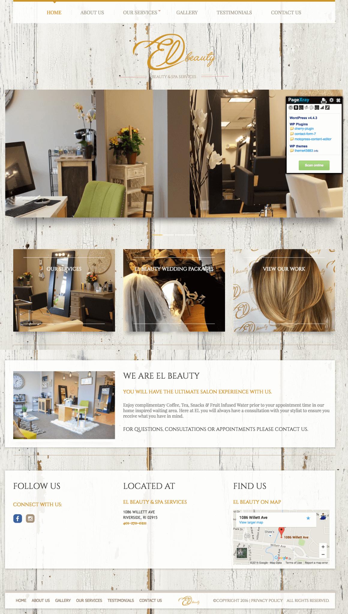 Elbeauty   Beauty   Spa Services