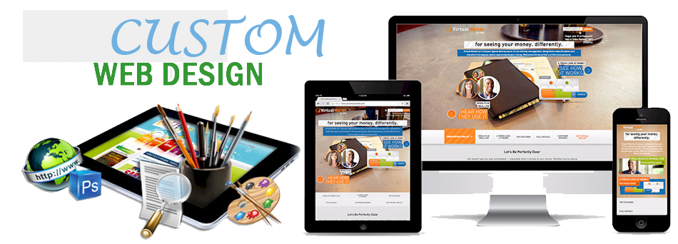 Importance Of Custom Web Page Development Services For Your Business Digital4design