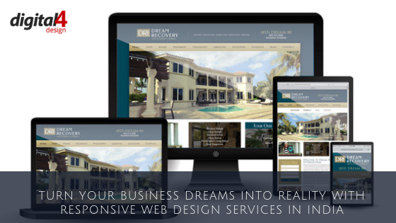 Responsive Web Design Services In Canada Archives Digital4design