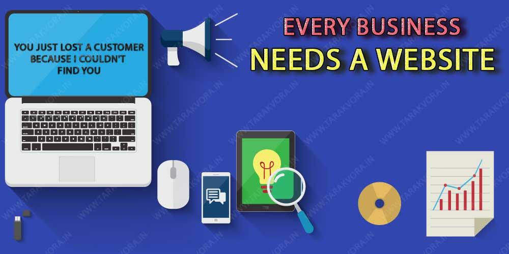 Why Every Business Needs a Website - Digital4design