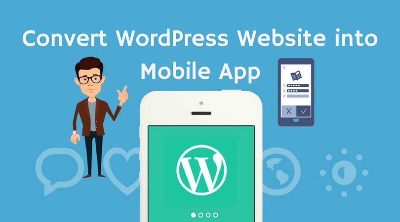 Android Mobile App For WordPress Website