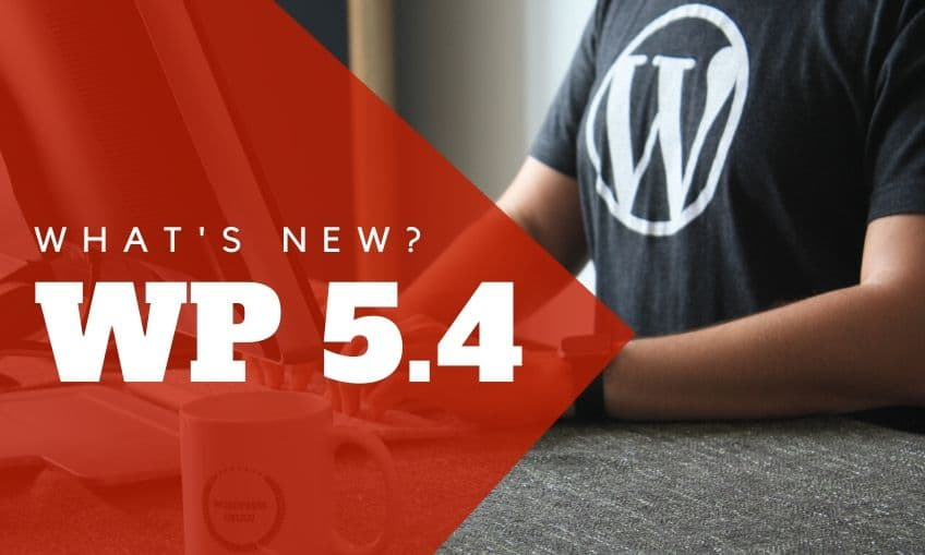 WordPress 5.4 - Digital4design