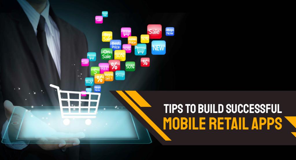 Mobile App Development - Best Option for Retail Businesses - Digital4design