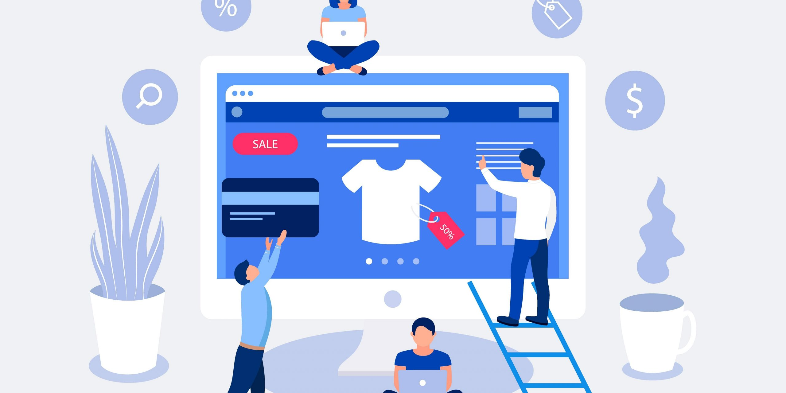 Tips to Get Success with Your Ecommerce Business - Digital4design