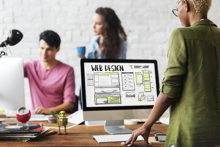 What Does A Web Design Company Do - Digital4design