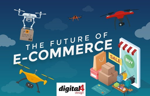 Ecommerce Development Predictions for Your Online Business in Future - Digital4design