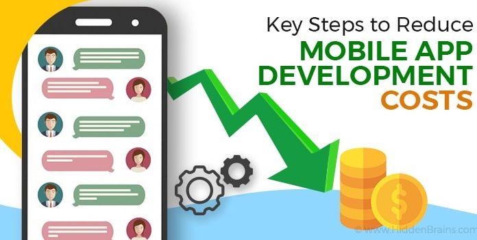 Reduce Your Mobile App Development Cost - Digital4design