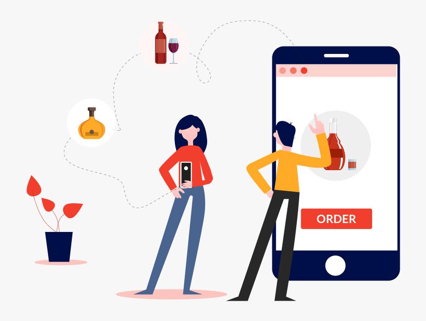 Develop an Ecommerce App - Digital4design